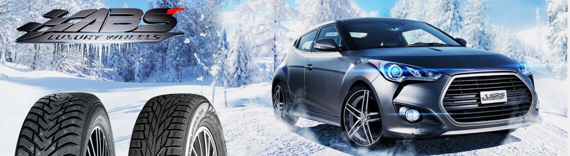 ABS Wheels Vinterdäck