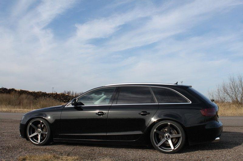 Konkava Audi fälgar