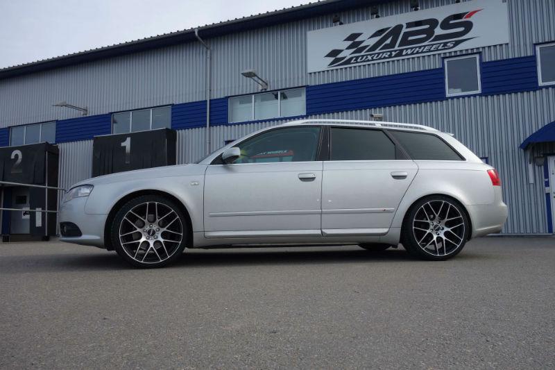 Audi a4 fälgar