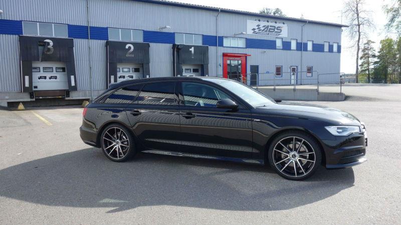 Audi avant fälgar