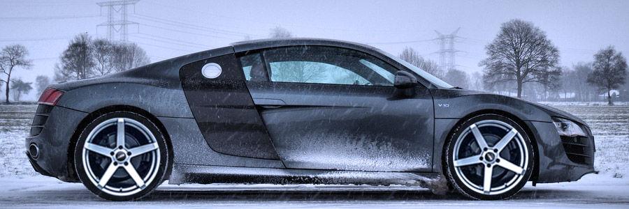 Audi R8 med ABS355