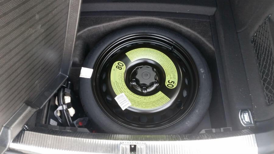 Ett Reservhjul