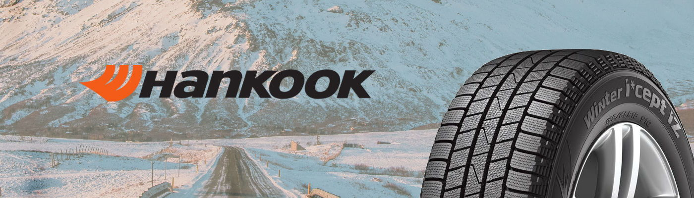 Hankook Winter Icept IZ 2