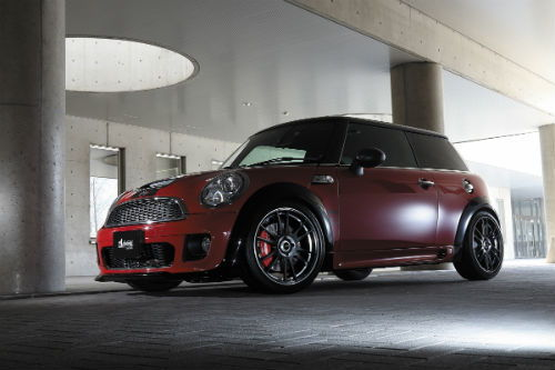 Mini cooper med advanti