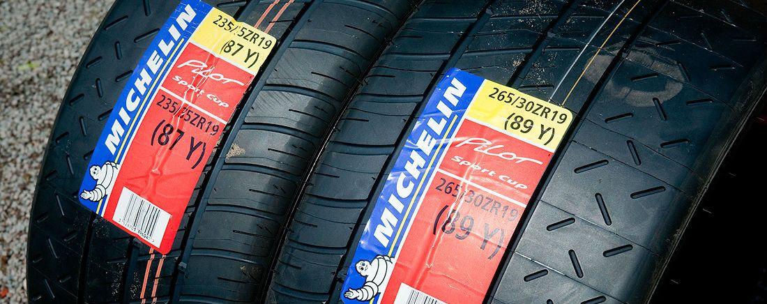 Racer däck