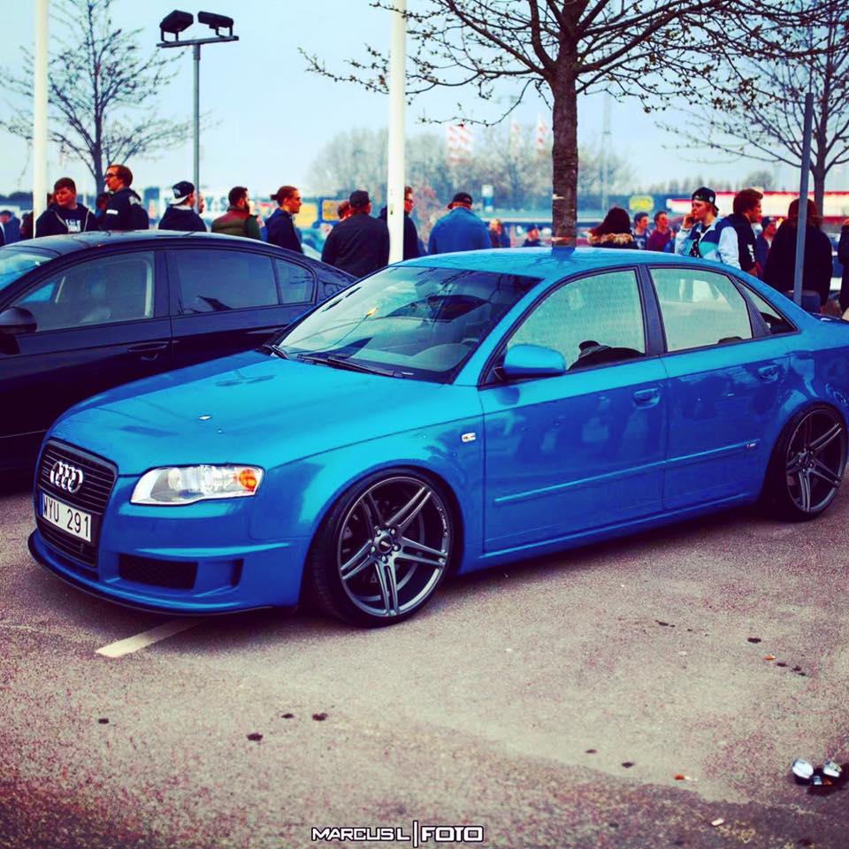 Audi A4 sline fälgar