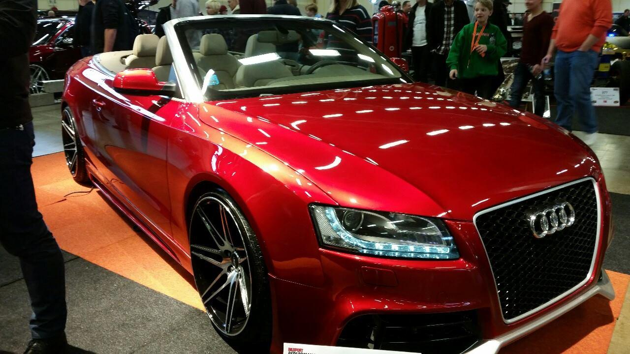 Audi cab fälgar