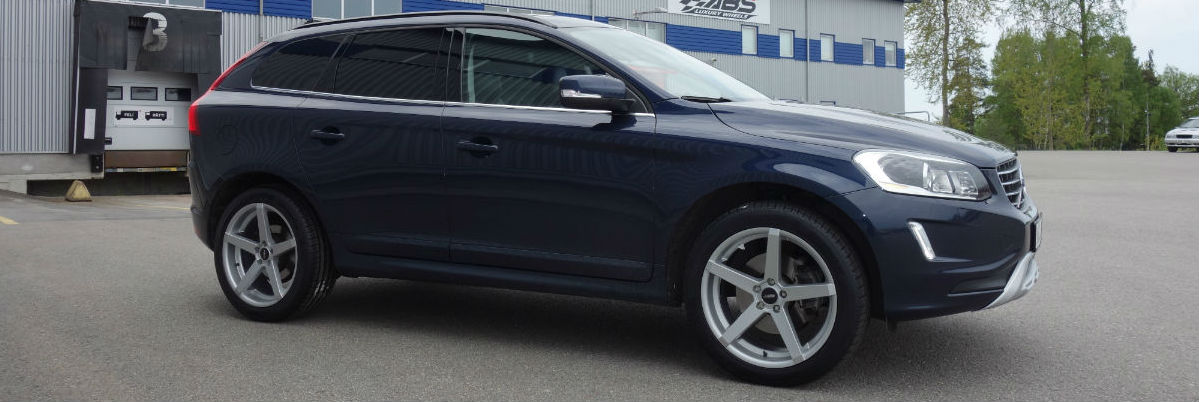 Volvo däck