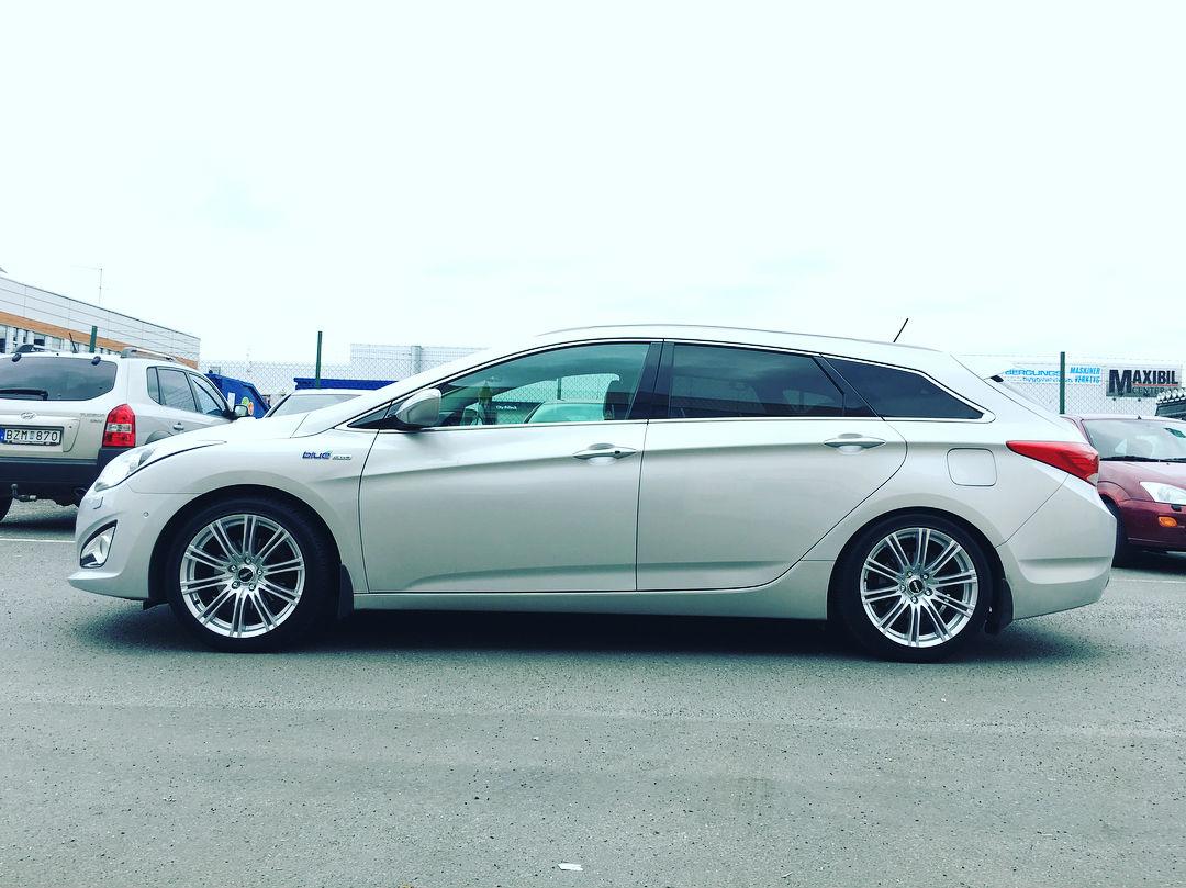 Hyundai fälgar