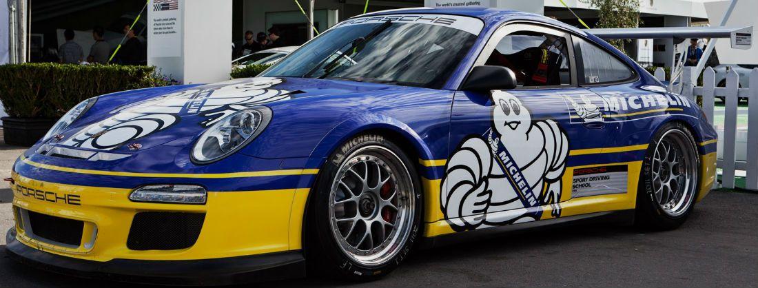 Michelin bil