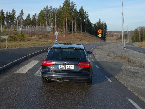 Kör enligt hastighetsreglerna