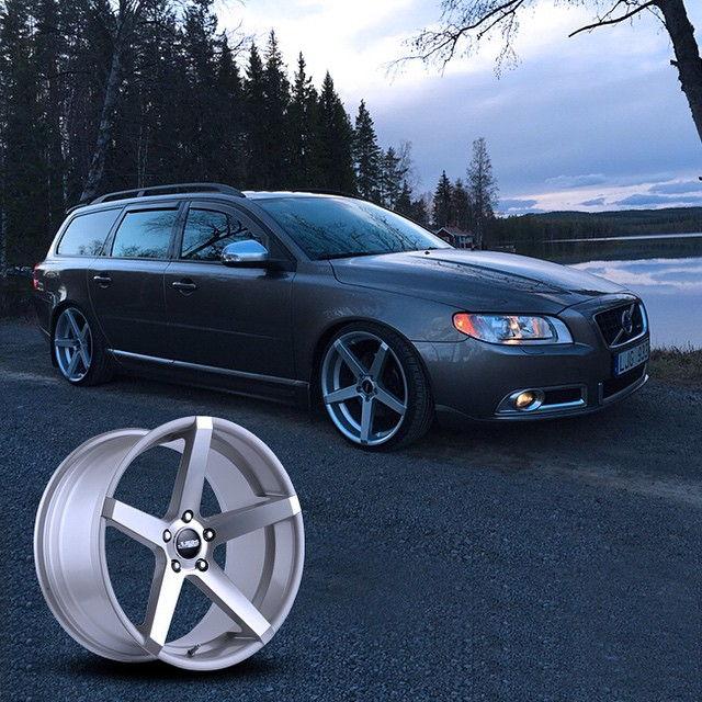 Volvo v70 fälgar ABS355