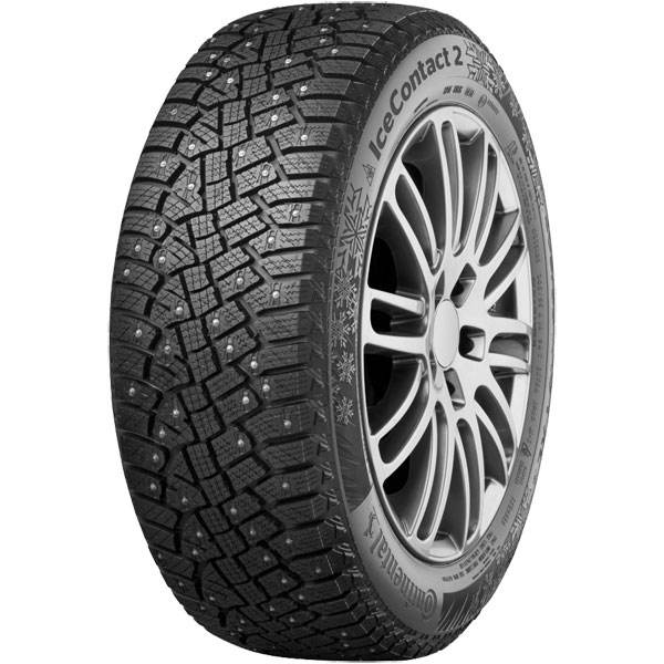 continental 225/50r17 98t/ icecontact 2 xl studded nc