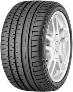 195/50R16 88V Continental SportCont2 XL