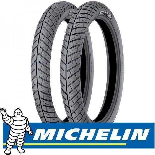 90/80R14 49P Michelin CITY PRO TT REINF