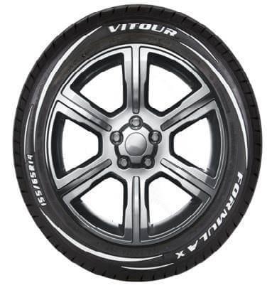 225/65R17 102V Vitour Formula X White letter & Line - VITOUR