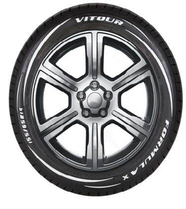 195/60R16 89V Vitour Formula Z White letter & Line - VITOUR