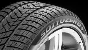 285/40R18 101V Pirelli SOTTOZERO Friktion - PIRELLI