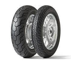 110/90-16 59P Dunlop D404F TT J - DUNLOP
