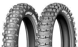 110/100-18 64M Dunlop GEOMAX MX11 TT