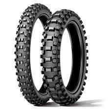 100/90R19 57M Dunlop GEOMAX MX32 TT - DUNLOP