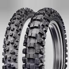 110/90-19 62M Dunlop GEOMAX MX52 TT