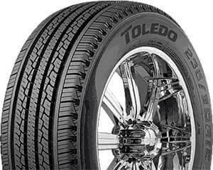 215/70R16 100H Toledo TL3000 - TOLEDO