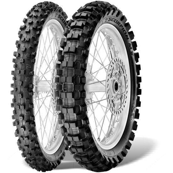 100/100-18 59M Pirelli Extra X NHS R