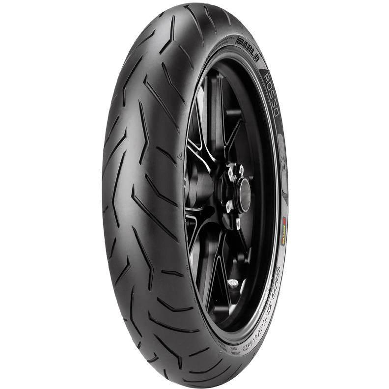 110/70R17 54H Pirelli Diablo Rosso 2 R TL R fr