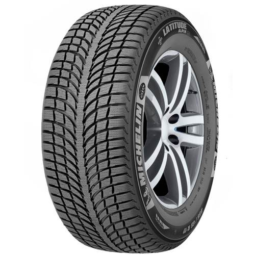 255/55R18 109H Michelin LATITUDE Alpin 2 XL *  Friktion