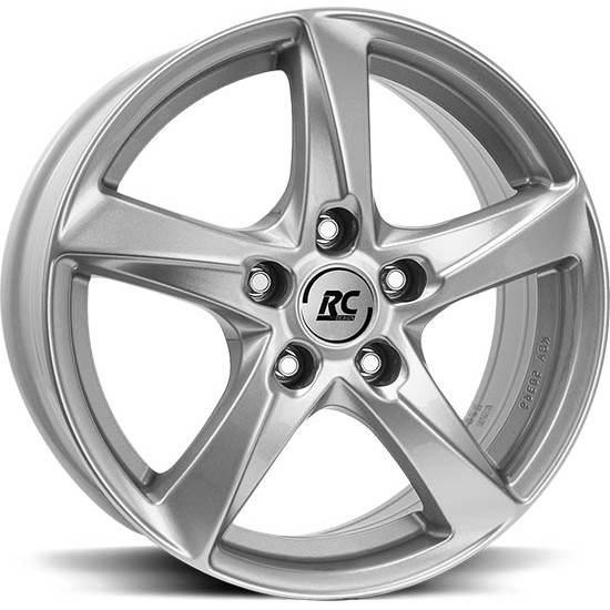 BROCK RC30 Silver 16x6.5 ET41 CB70.3 5x115