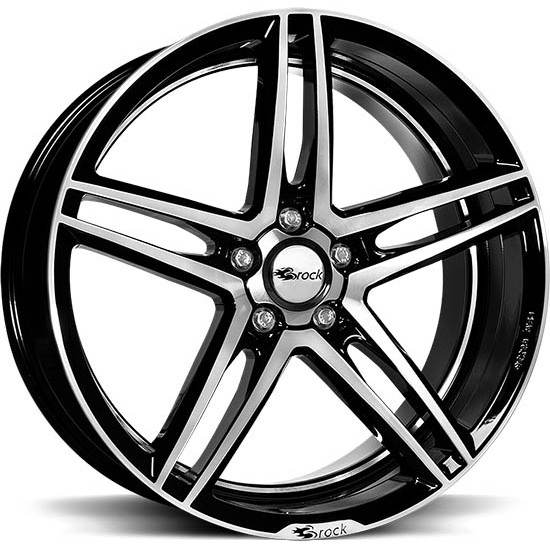 B33 BROCK B33 Black - AVM 19x8,5 5/112 N66,6