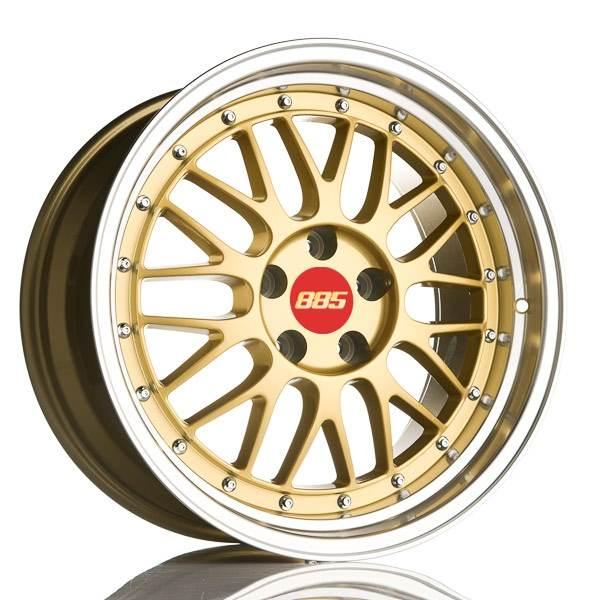 Barzetta LeMans Gold 5 ET 30 CB 66.6 - LeMans Gold