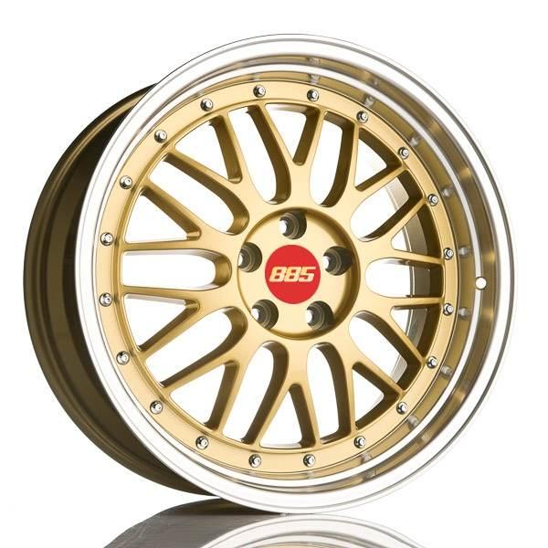 Barzetta LeMans Gold 5 ET 35 CB 66.6 - LeMans Gold