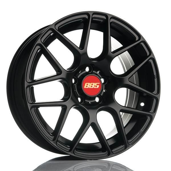 Barzetta Motorsport Black 5 ET 30 CB 72.6 - Motorsport Black