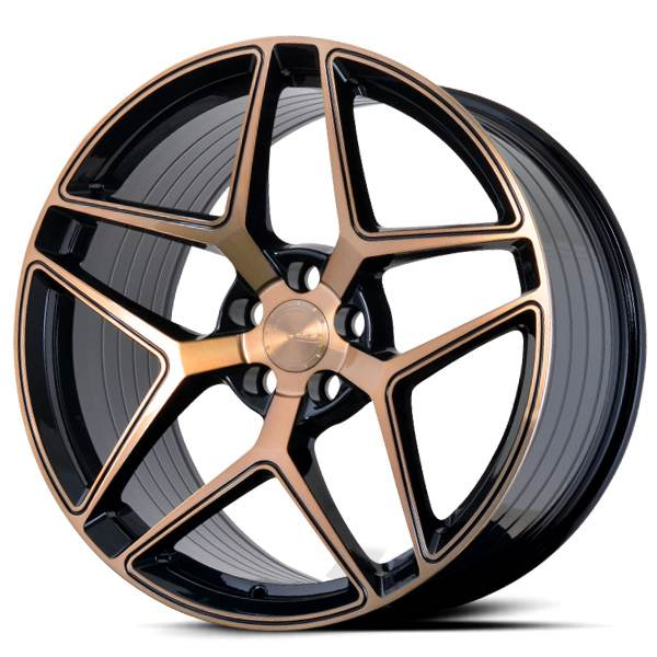 ABS F16 BRONZE TINT 5x108 ET 38 CB 74.1 - ABS