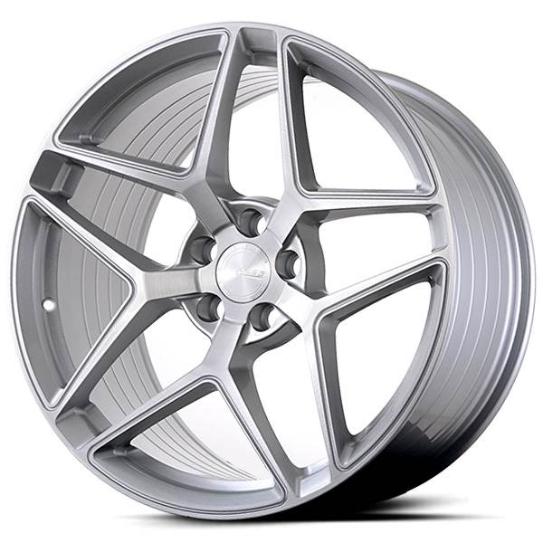 ABS F16 SILVER 5x108 ET 38 CB 74.1 - ABS