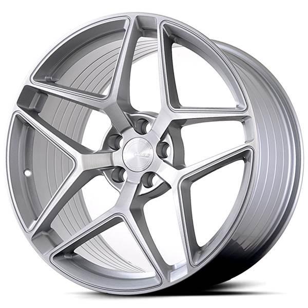 ABS F16 SILVER 20x8.5 ET38 CB74.1 5x108-120