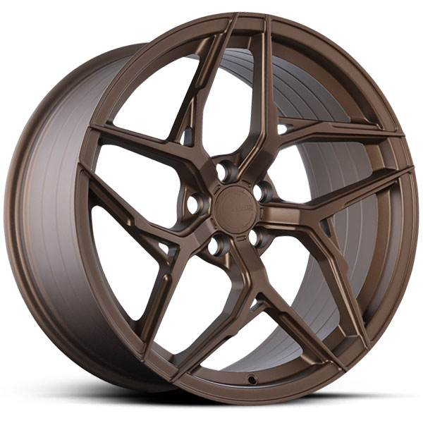 ABS F33 BRONZE LEFT 20x8.5 ET35 CB74.1 5x108-120