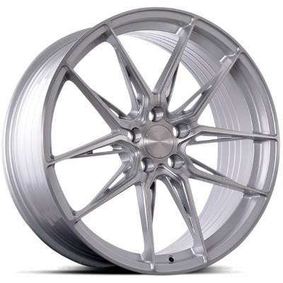 ABS F35 SILVER 19x8.5 ET38 CB74.1 5x108-120