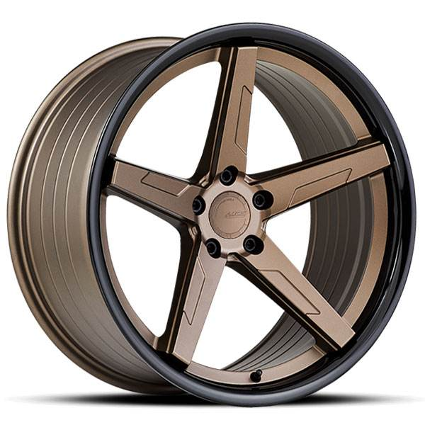 ABS F55 BRONZE / BLACK LIP 19x9.5 ET35 CB74.1 5x108-120