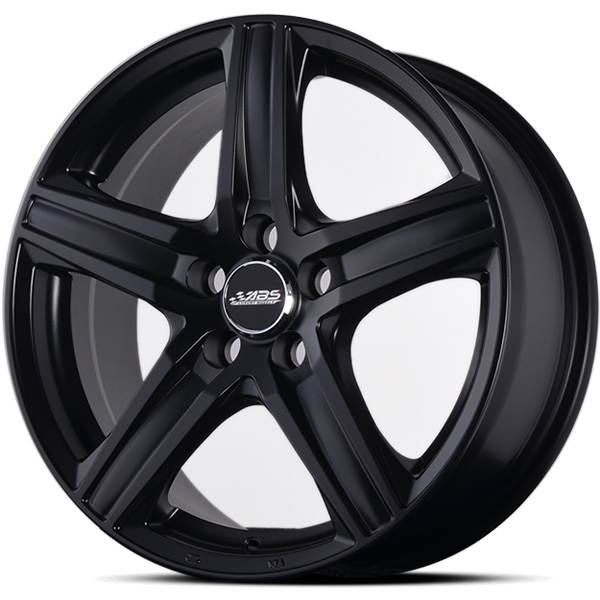 ABS 302 BLK FIX 17x7 5/108 N63,4