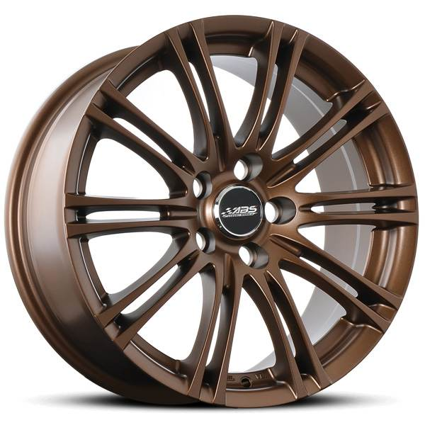 ABS314 GOLDEN BRONZE 16x7.0 ET38 CB74.1 5x108-120