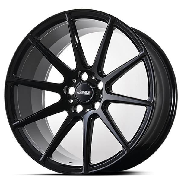 ABS335 BLACK 19x9.5 ET38 CB74.1 5x108-120