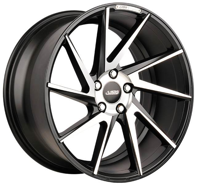 ABS388 Left BM 19x9.5 ET40 CB74.1 5x108-120