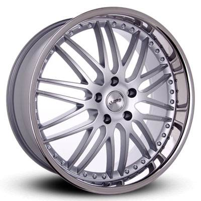 ABS ABS OLYMPIA GT SILVER 22x9,5 5/130 N71,6