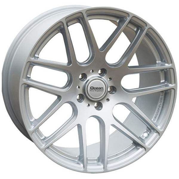 Caribien Ocean Wheels Caribien Silver 22x10 5/112 N66,6