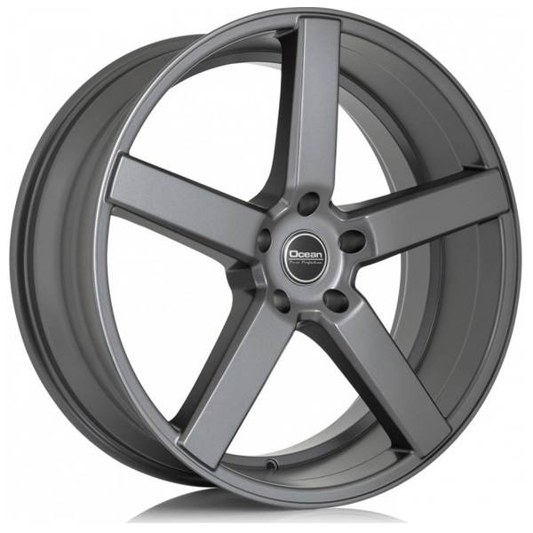 Cruise Ocean Wheels Cruise Antracit mat 20x10 5/112 N72,6