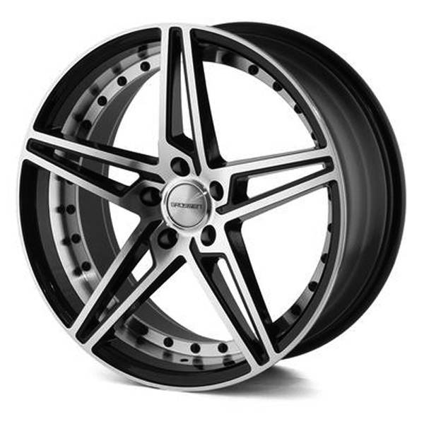 2 BlackPolish Grossen 2 BlackPolish 19x8,5 5/120 N72,6