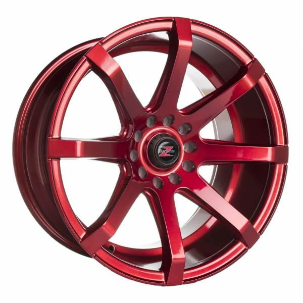 Barzetta Grottesco Candy Red 5 ET 25 CB 72.6 - Grottesco Candy Red